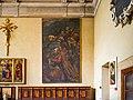 Collegiata dei Santi Nazaro e Celso Sagrestia Girolamo Romanino a destra Brescia.jpg