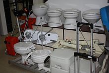 Portable Boat Toilet : Multi funtion portable toilet for boat or tent buy portable