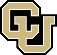 Colorado Buffaloes athletic logo
