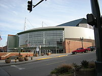 Comcast Arenaat Everett