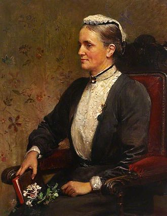 Constance Louisa Maynard by George William Joy