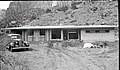 Construction, residence Building 11 near completion, Oak Creek. ; ZION Museum and Archives Image 004 03A069 ; ZION 7388 (63ac39734f6145229936e2af2a50cf60).jpg