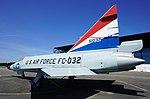 Convair F-102 Delta Dagger (9) (31081263357).jpg