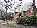 Converted Chapel at Ridge - geograph.org.uk - 326512.jpg