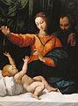 Copy after Raphael (Raffaello Sanzio) - The Holy Family (The Madonna del Velo, Madonna di Loreto) - 71.PB.16 - J. Paul Getty Museum.jpg