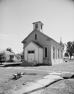 Corinne, Utah - Corinne Methodist Episcopal Church
