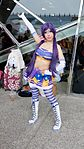 Cosplayer of Cheerleader Nozomi Tojo, Love Live! at FF28 20160827a.jpg