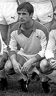Costel Orac Romanian footballer and coach