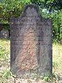 Coulter (Richard), Bethany Cemetery, 2015-08-30, 01.jpg