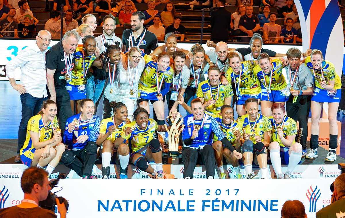 Coupe de france de handball f minin 2016 2017 wikip dia - Coupe de france feminines ...