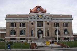 Franklin County, Washington - Image: Courthouse Pasco Washington