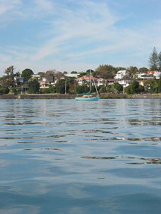 Coxs Bay - Opoututeka (Coxs Bay), Auckland, NZ