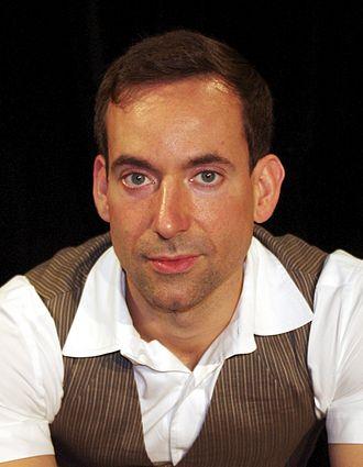 Craig Thompson - Thompson at the 2011 Brooklyn Book Festival