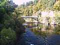 Craigellachie Bridge over the Spey - geograph.org.uk - 598945.jpg
