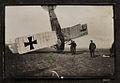 Crashed World War I German airplane.jpg
