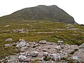 Creag Dhubh and the E face of Meall Dearg - geograph.org.uk - 963452.jpg