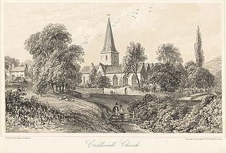 Crickhowell Church
