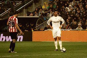 Cristiano Ronaldo falta