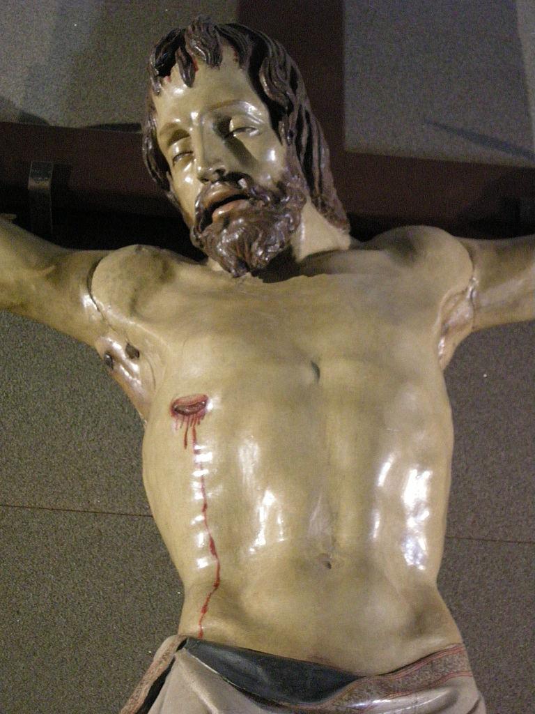 File:Crocifisso di donatello, 1406-08 05.JPG - Wikimedia ...