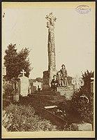 Croix de cimetière de Saint-Germain-de-la-Rivière - J-A Brutails - Université Bordeaux Montaigne - 0547.jpg