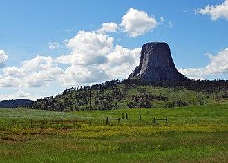 Hulett, Wyoming - Devils Tower