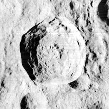 克鲁克斯陨石坑