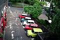 Croydon, Minis of many colours - geograph.org.uk - 1913415.jpg
