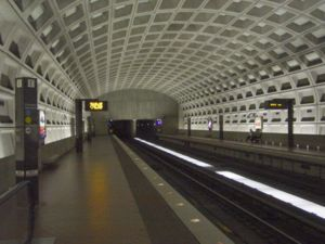 Crystal City station (Washington Metro) - Image: Crystal City