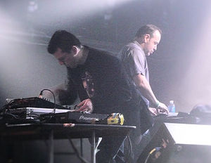 The Crystal Method - Image: Crystal Method, March 2009