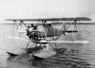 Naval Aircraft Factory TS - Curtiss TS-1