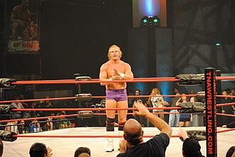 Billy Gunn - Sopp at a TNA event in 2008