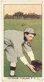 Cutshaw, Oakland Team, baseball card portrait LCCN2008677042.tif