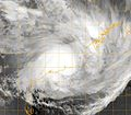 Cyclone George 8 March 2007 infrared.jpg