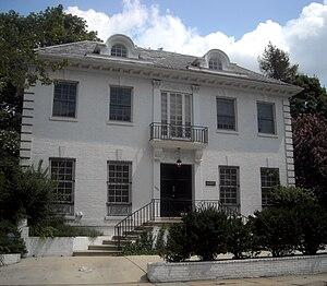 Arthur Krock -  Arthur Krock's former residence in Washington, DC