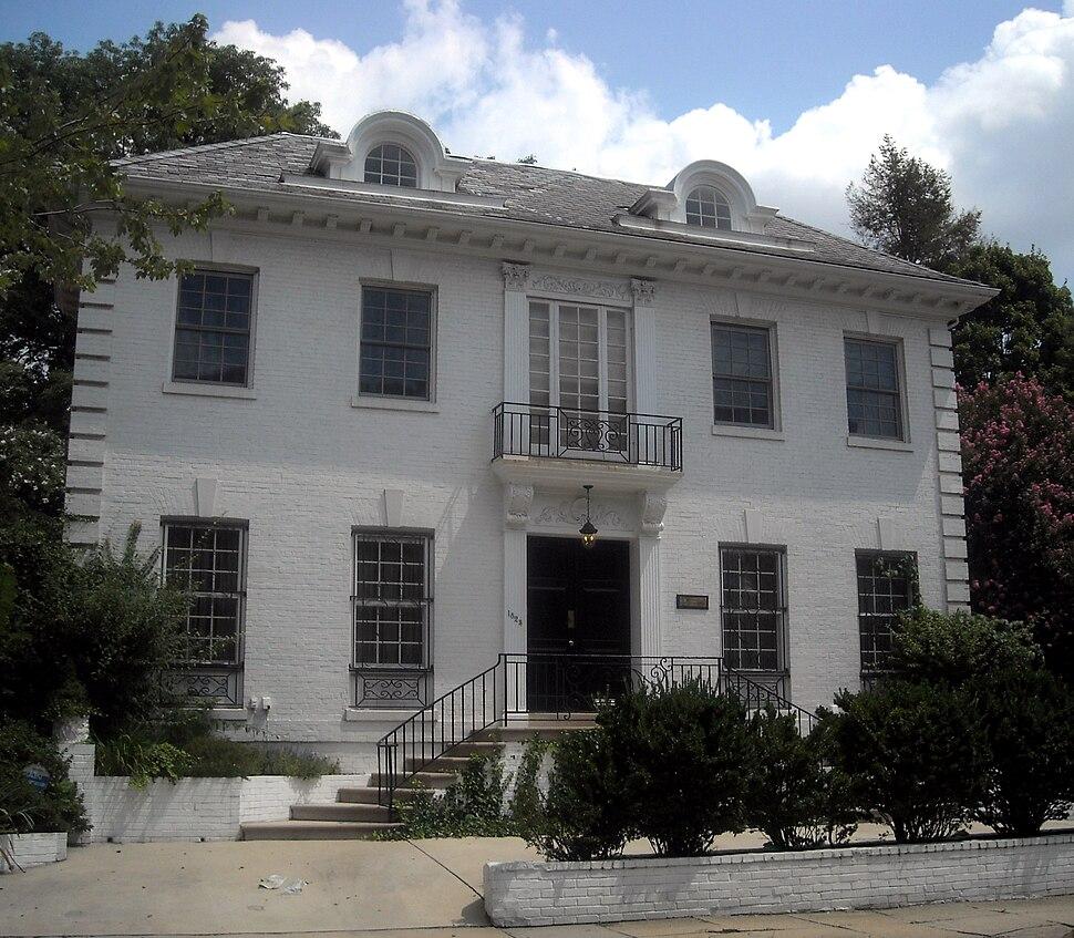 Cypriot ambassador%27s residence
