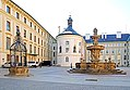Czech-03750 - Fountain and Well (32174115694).jpg