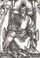 Dürer-Apokalypse Lamm Gottes.png
