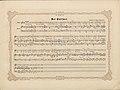"""Düsseldorfer Lieder-Album, Arnz & Co. 1851, S. 15 – """"Der Gärtner"""" Gedicht von Eduard Mörike, Komponist Robert Schumann.jpg"""