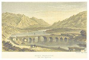 Misis Bridge - Misis Bridge, c.1870