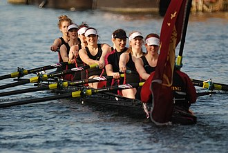 Downing College Boat Club - Image: DSC 9901 downing w 1 exhibition row