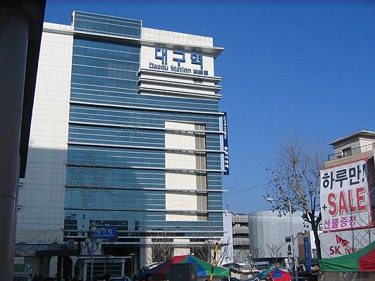 Daegu Station
