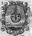Daniel de La Feuille - Devises et emblemes anciennes et modernes - La Croix d'Espagne.JPG