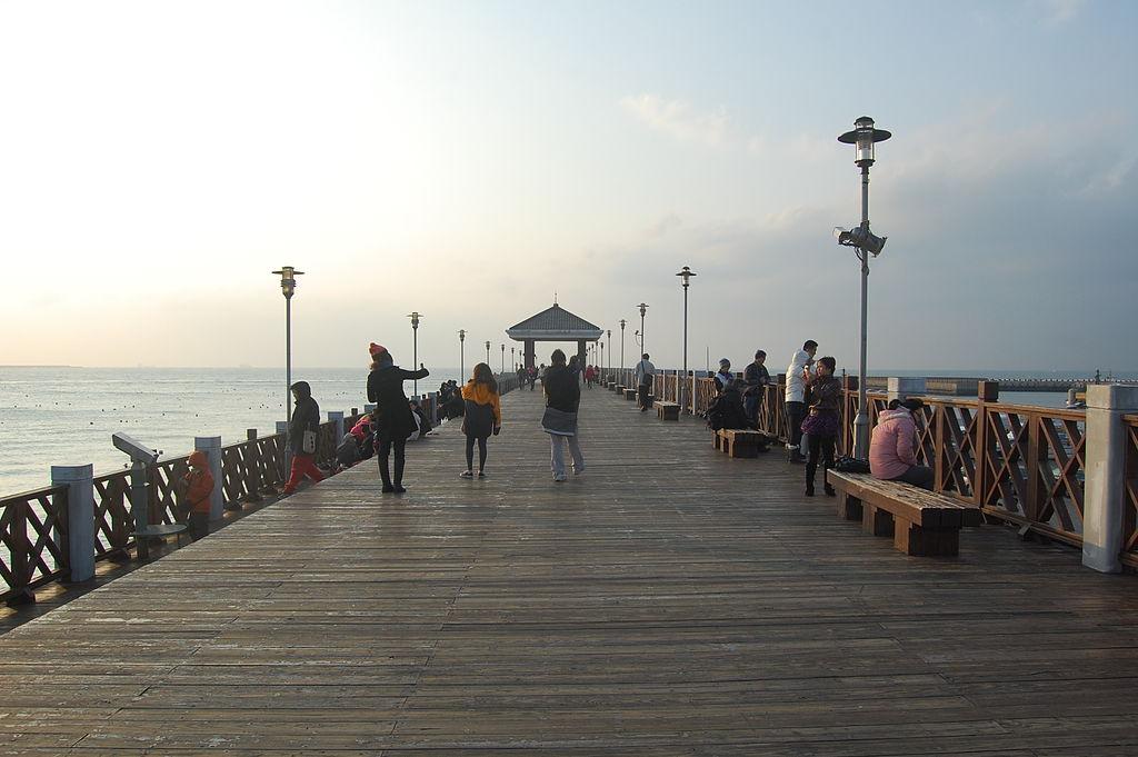 Danshui Fishermans Wharf (5438508935)