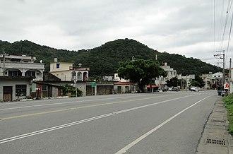 Daren, Taitung - Image: Daren Township, Taiwan