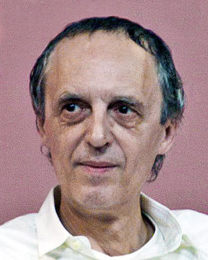 Luigi Cozzi - Cozzi contributed to several films directed by Dario Argento (pictured) through his career.