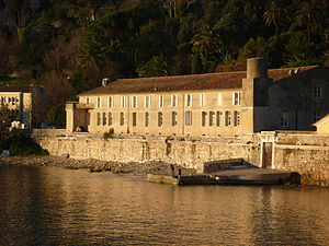 Observatoire Oceanologique de Villefranche - Part of the Observatoire Oceanologique de Villefranche