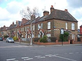 Noel Park Planned community in north London