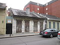 Dauphine St FQ Dec2013 600 Block Cottage.JPG