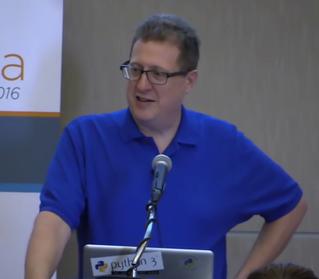 David M. Beazley American software engineer