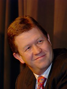 David Cunliffe en 2007